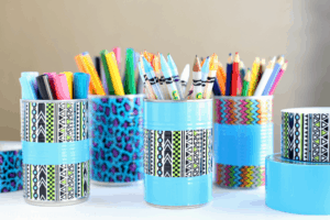 diy pencil holders