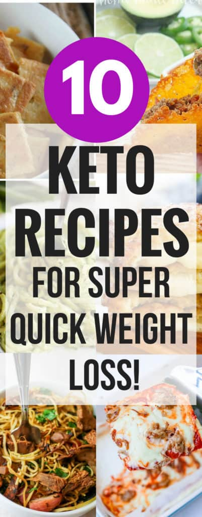These 10 Ketogenic recipes are AMAZING! I'm so happy I found those tasty keto recipes to help me lose weight! Now I can have some awesome healthy recipes durning my keto diet! Definitely pinning this for later! #keto #ketogenicdiet #lowcarb #lchf #ketodiet #ketorecipes