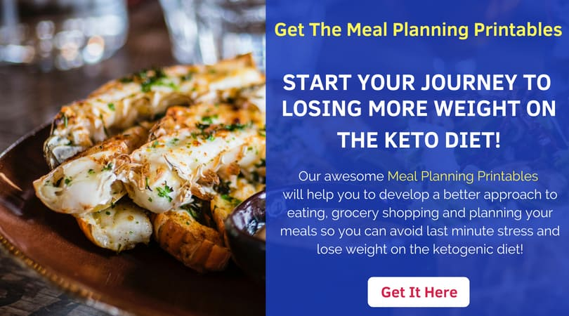 keto meal planning for beginners