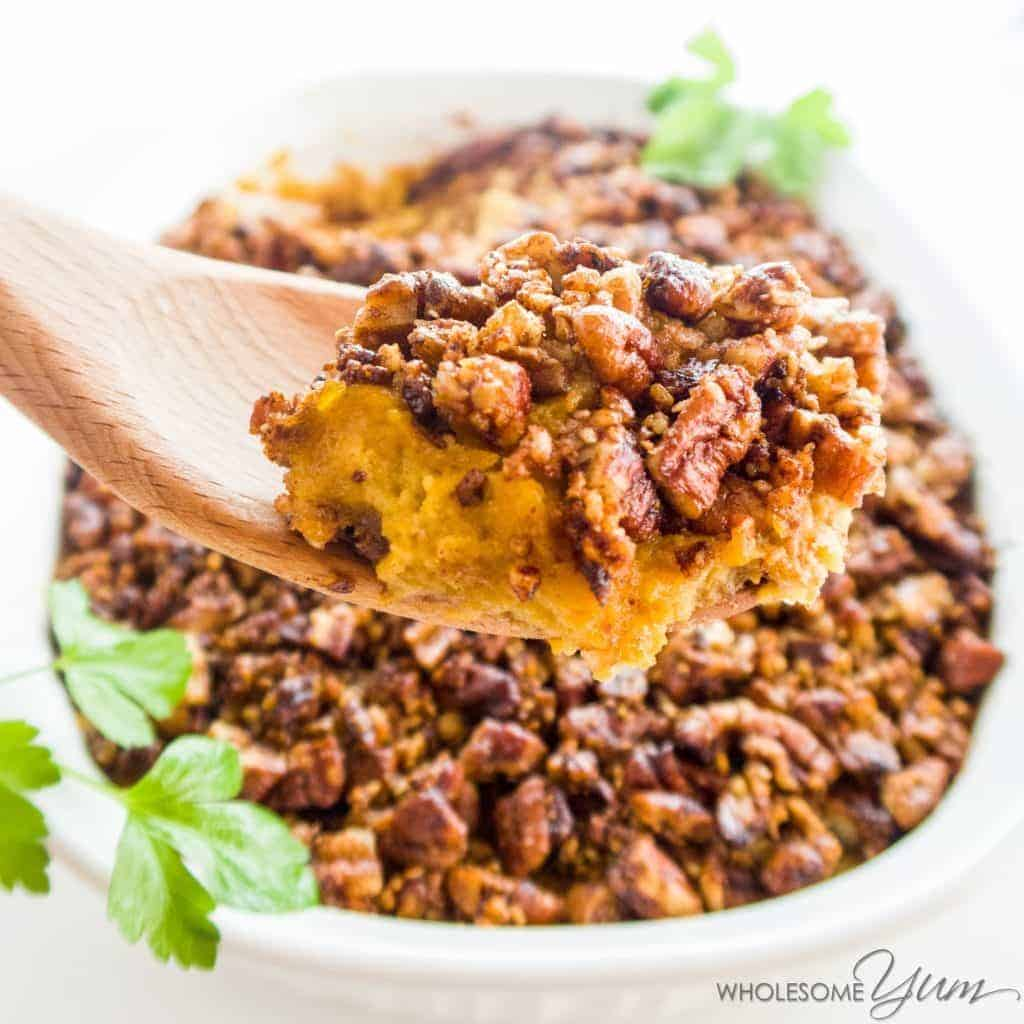 30 Side Dishes And Desserts To Try: 7 Delicious Thanksgiving Keto Recipes You'll Want To Try