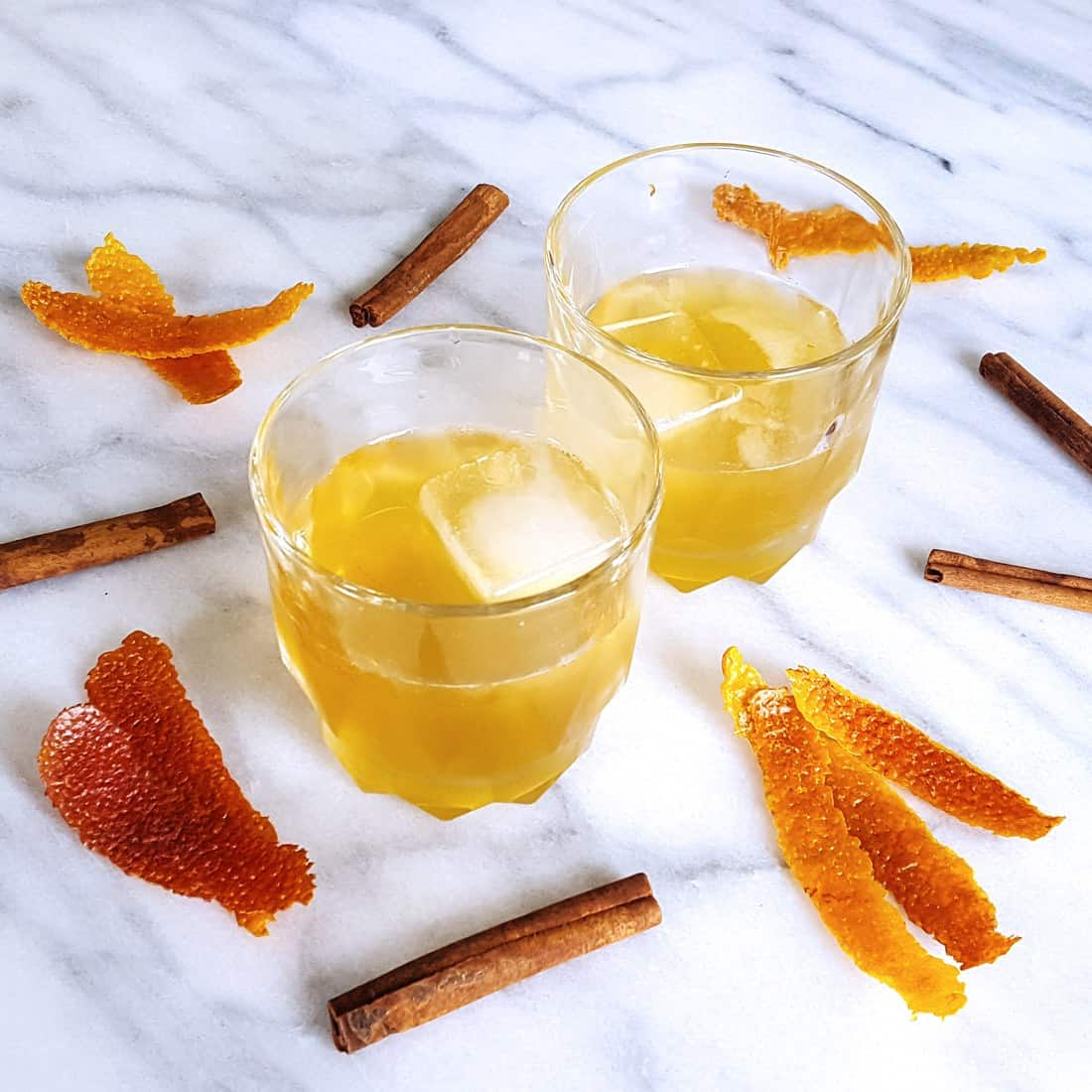 Old Fashioned Recipe Muddled Orange