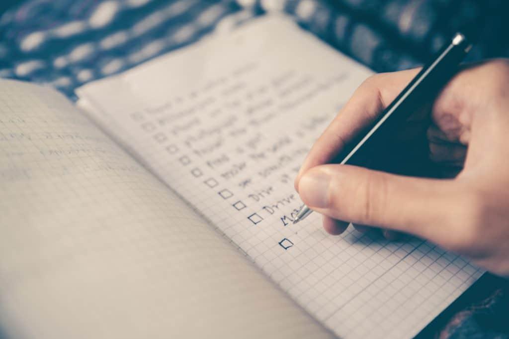 genius bullet journal ideas