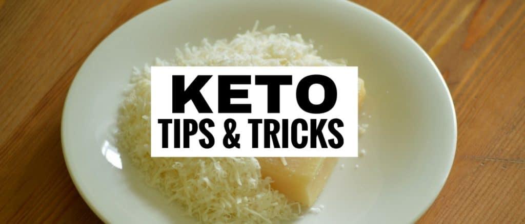Keto Tips And Tricks: 15 Important Keto Tips For Keto