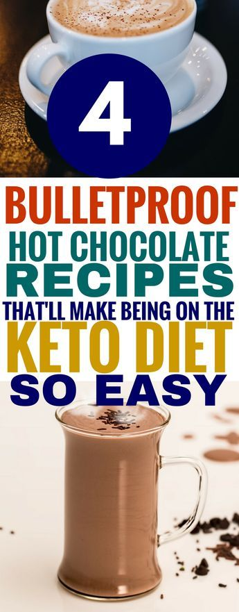 These bulletproof hot chocolate recipes are THE BEST! I'm so glad I found these bullet proof hot chocoalte recipes that help me feel satisfied throughout the day and make being on the ketogenic diet so much easier. Pinning this for later! #keto #ketogenic #hotchocolate #ketogenicdiet #loseweightfast #ketorecipes #fatloss