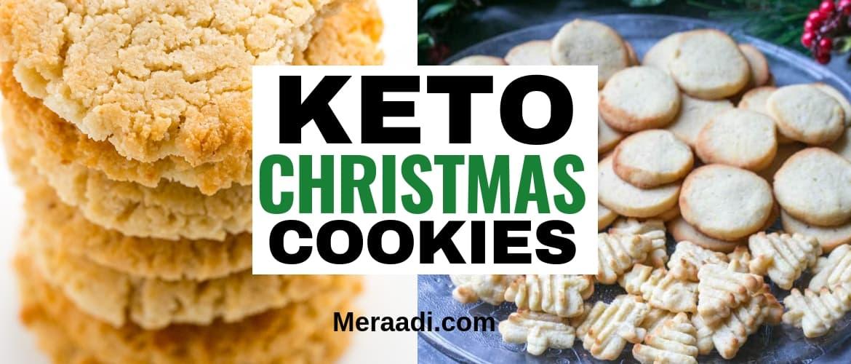 9 Keto Christmas Cookies You Can Enjoy During The Holidays Meraadi