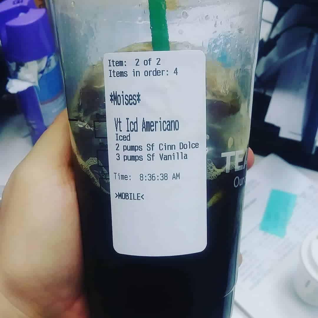 33 Low Carb Starbucks Drinks Keto Dieters Can Enjoy Meraadi