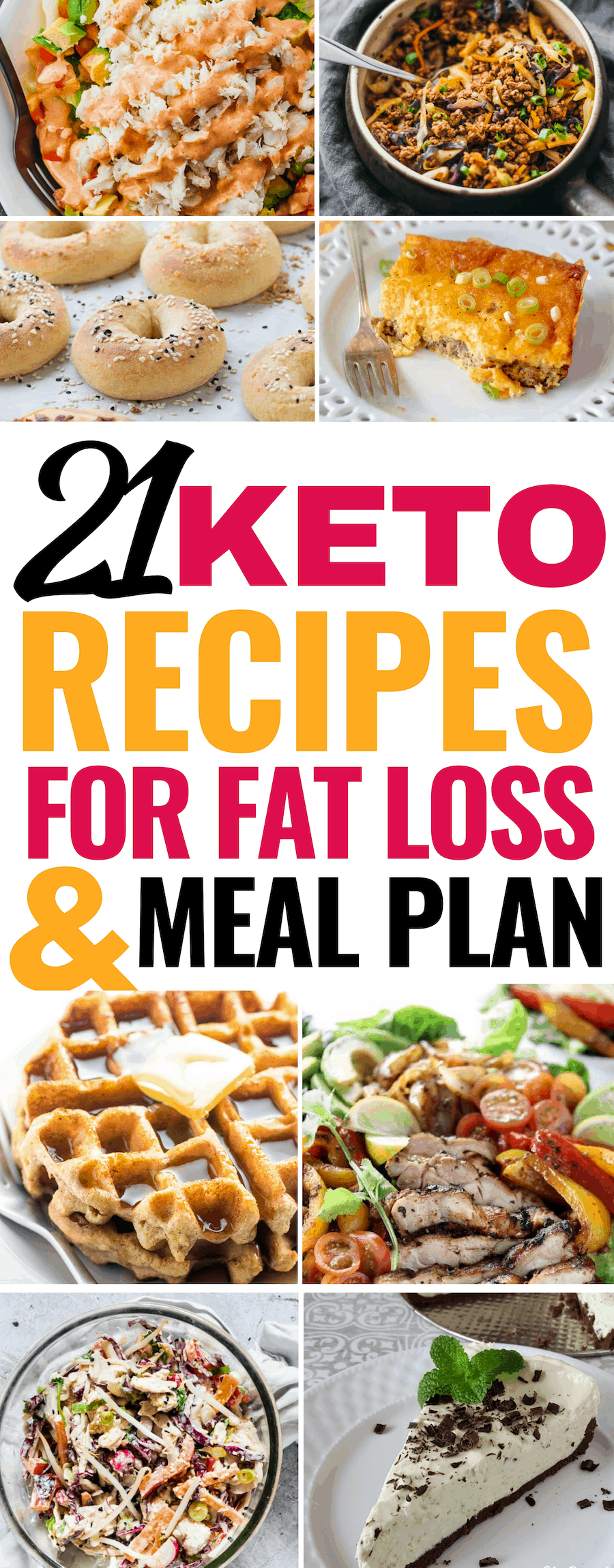 Keto recipes for beginners and 30-day meal plan! These keto recipes are the absolute best for beginners! They're easy to make, include keto breakfast recipes, keto lunch recipes, keto dinner recipes, keto snacks and also a comprehensive 30-day keto meal plan to help you easily transition into the keto lifestyle! This is the best list fo keto recipes for beginners for weight loss! #ketodiet #ketorecipes #ketogenic #keto #ketofood #ketomealplan