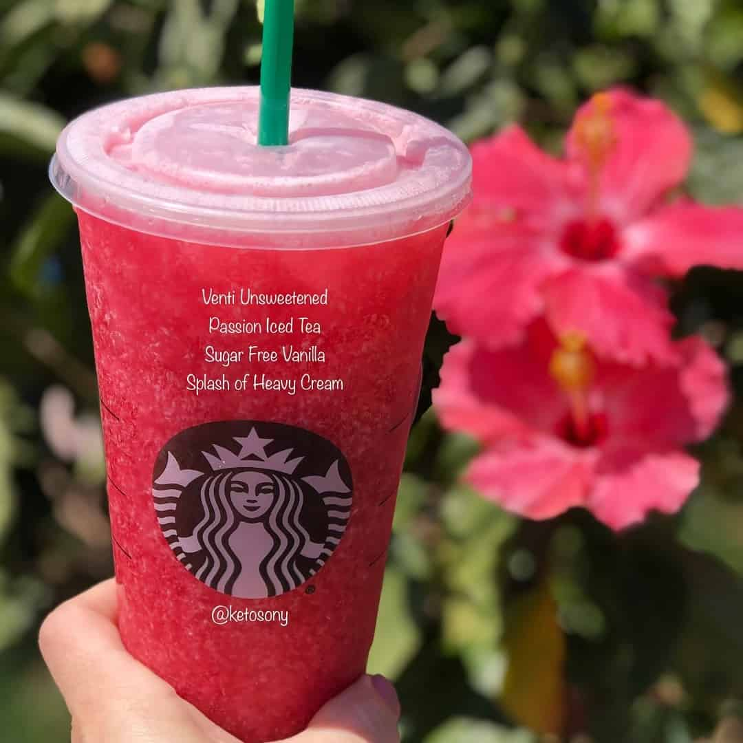 10 Starbucks Keto Drinks For Weight Loss Meraadi