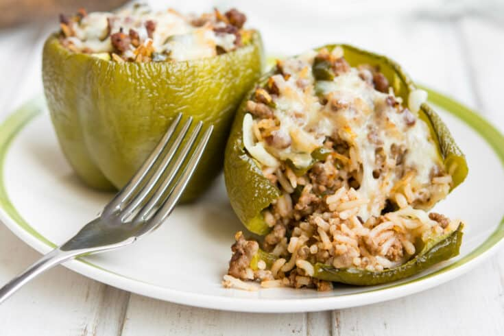 Grilled Stuffed Peppers