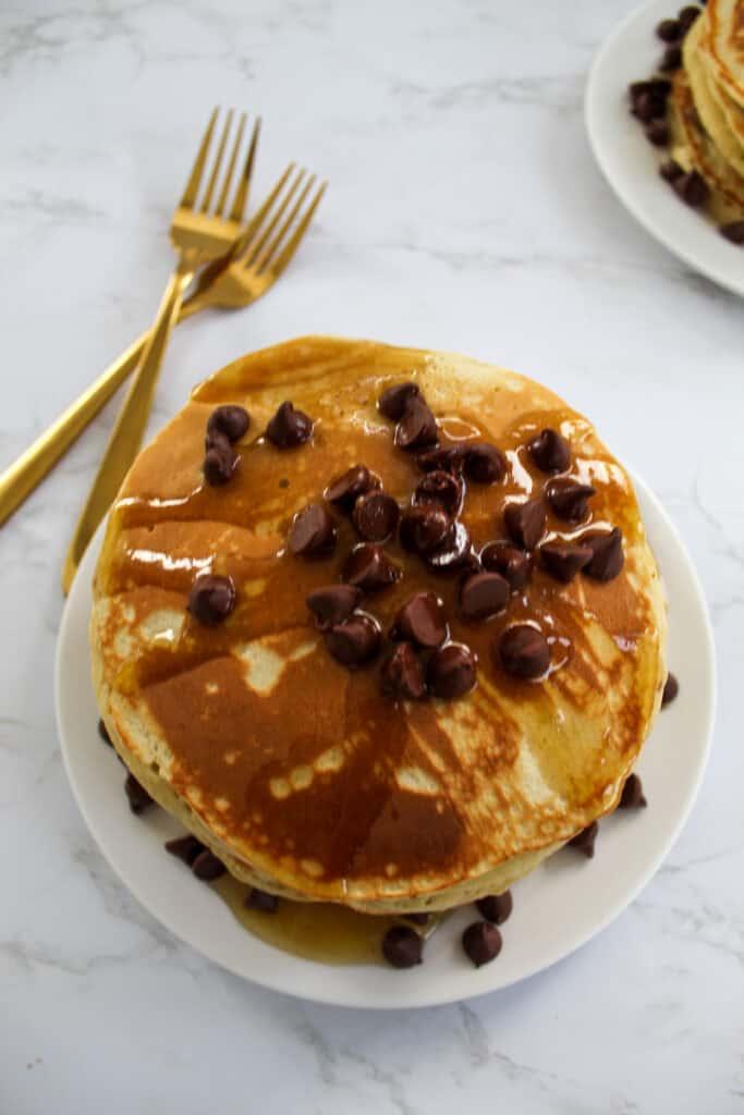 pancakes without pancakes