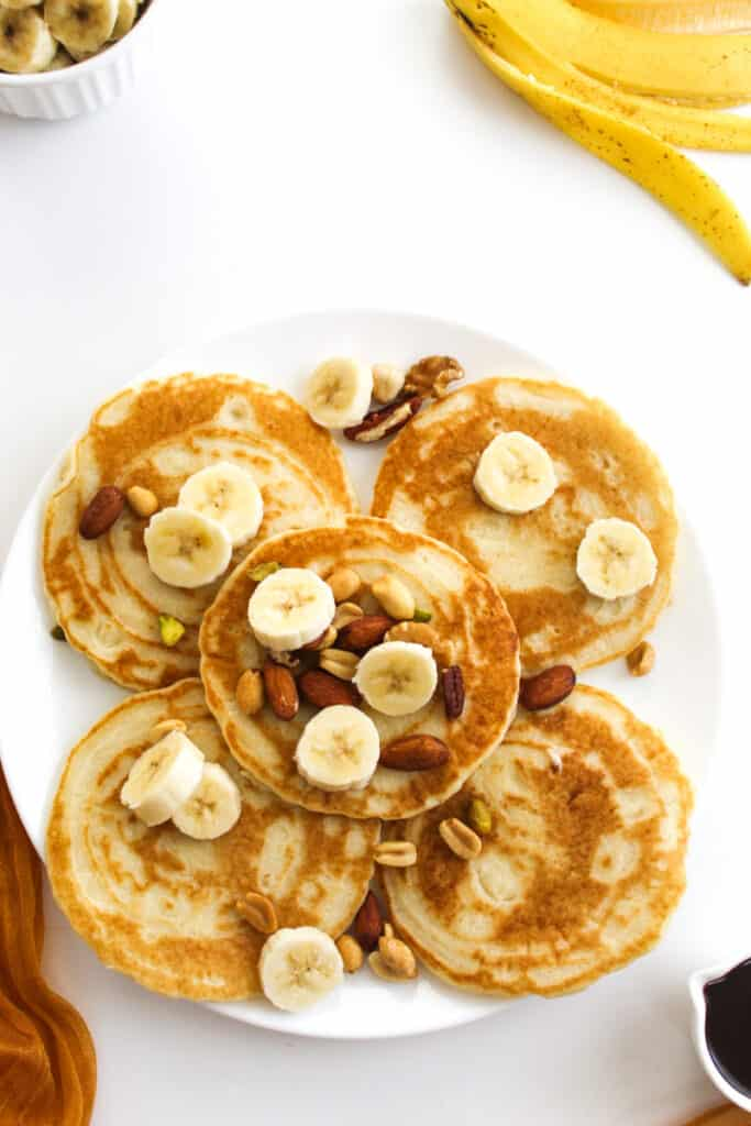 pancakes without milk